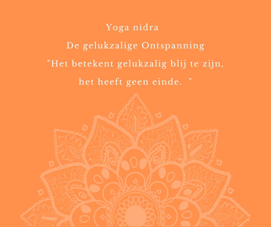 Yoga Nidra @ Yoga by Esther