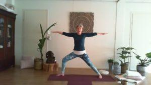 Online yogales Yoga by Esther in tijden van Corona